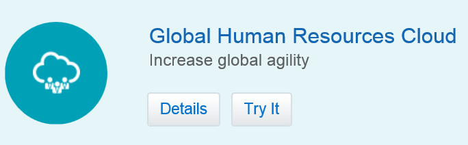 Global Human Resources Cloud